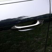 Углеродное волокно Автомобильная внешняя крышка двери декоративные