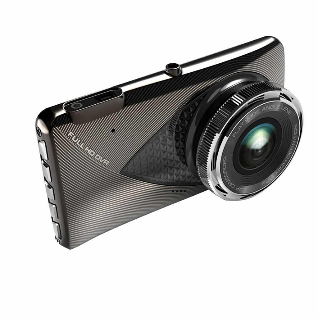 車 DVR カメラ HD 1080 1080p 車カメラ車 DVR ビデオレコーダーナイトビジョン 3.0 インチ車の記録 dashcam