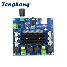 Amplifier-Board Audio Class-D Tda7498 Bluetooth Stereo Tenghong Digital Dual-Channel