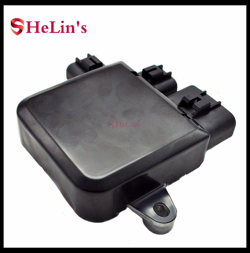 21493EH10A 214934GA0A 21493B210B wentylator chłodnicy sterowania przekaźnik modułu ECU dla Infiniti Q40 Q50 Q60 Q70 QX50 QX70 Nissan
