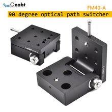 Переключатель оптического пути с откидной платформой угол обзора