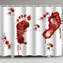 купить Scary Rusty Rotten Skull Halloween Shower Curtain and Bath Mat Set Waterproof Polyester Bathroom Fabric for Bathtub Art Decor дешево