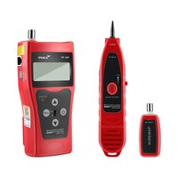 Original Noyafa NF 308 Multipurpose LCD Display Network Telephone Cable Tester Tracker Line Finder Wire Tester Cable Locator
