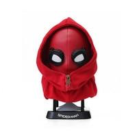 Disney Avengers: Endgame Spider Man Wireless Bluetooth Audio Small Speakers Computer Table Type Mini Voice Box X4922