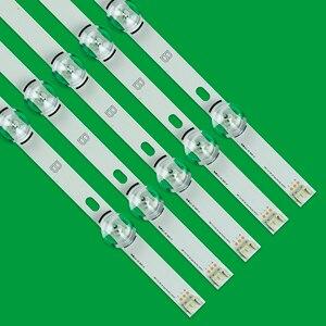 Image 3 - Nuovo Kit 10 PCS LED Posteriore lg ith Striscia per LG 49LF5500 UA LC490DUE MGA6 Innotek Ypnl DRT 3.0 49 UN B 6916L 1944B 6916L 1945B