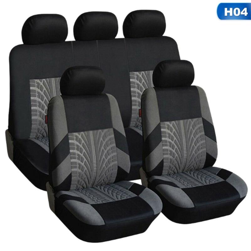 Car Covers Seat Mesh Sponge Universal Interior Accessories T Shirt Design Front Auto Seat Cover Car/Truck чехлы автомобильные