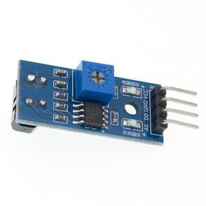 Image 3 - 50 Stks/partij TCRT5000 Infrarood Reflectie Sensor Obstakel Vermijden Module Tracing Sensor Tracing Module