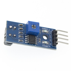Image 3 - 50 pcs/lot TCRT5000 infrared reflectance sensor Obstacle avoidance module tracing sensor tracing module