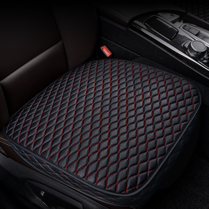 Image 2 - רכב קדמי אחורי מושב מכסה מכונית מושב המכונית כרית מושב כריות אוטומטי פנים רכב משאית Suv ואן מושב כיסוי מכונית מחצלת כיסוי