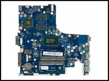 Alta calidad AIWZ2/AIWZ3 LA-C851P para Lenovo 500-14ISK placa base FRU 5B20K34548 SR2EZ I7-6500U 2,5 GHZ R7 M360 4GB prueba