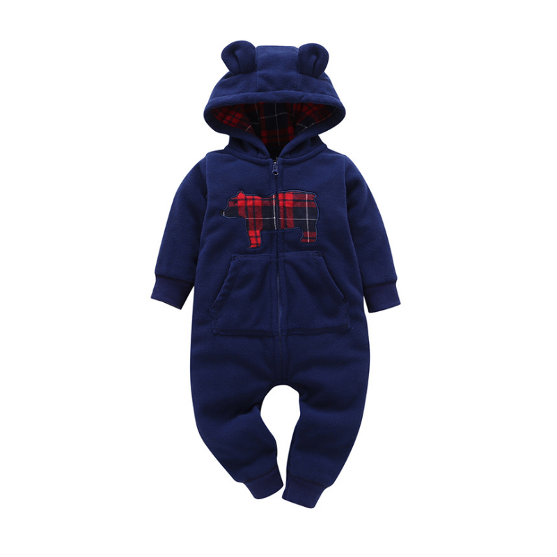 Haacd3b4fcc1943eb9758837e6cdf09aa9 2019 Fall Winter Warm Infant Baby Rompers Coral Fleece Animal Overall Baby Boy Gril Halloween Xmas Costume Clothes Baby jumpsuit