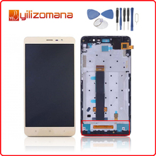 152mm Original For XIAOMI Redmi Note3 Pro LCD Display Touch Screen with Frame For MI Redmi Note 3 Pro Display MI Note3 Pro LCD все цены