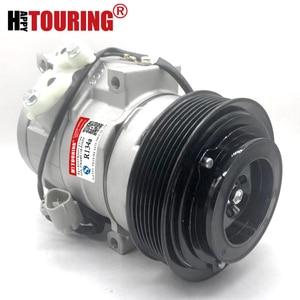 Image 2 - 10S17C ac a/c compressor FOR Toyota Land cruiser HIACE HILUX 88320 26600 88320 35730 88320 25110 88310 25220 88310 0K270