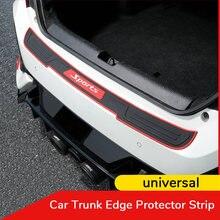 Автомобильный задний бампер для багажника защита от царапин