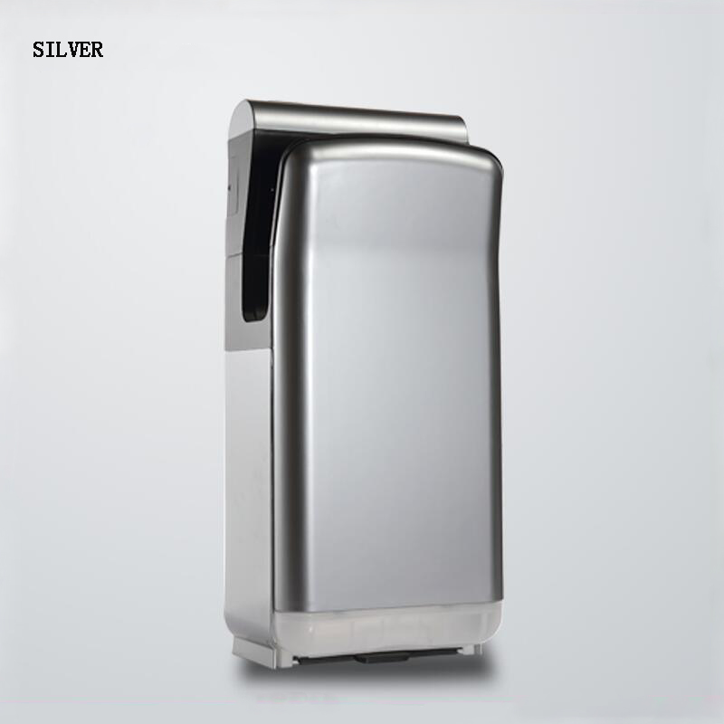 Hand Dryer Commercial Automatic Sensor High Speed Jet Quick Dry Hands Hygiene Hand Drying Machine With HEPA Filter