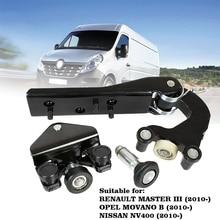 Schiebetür Führungsrolle Rechts 3 Set Für Renault Master III NISSAN NV400 OPEL Movano B 8200661119, 777946809R, 745963412R