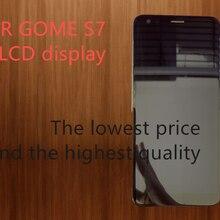 5.7 cala ekran dotykowy LCD S7 + ekran dotykowy digitizer czarny kolor + ekran dotykowy