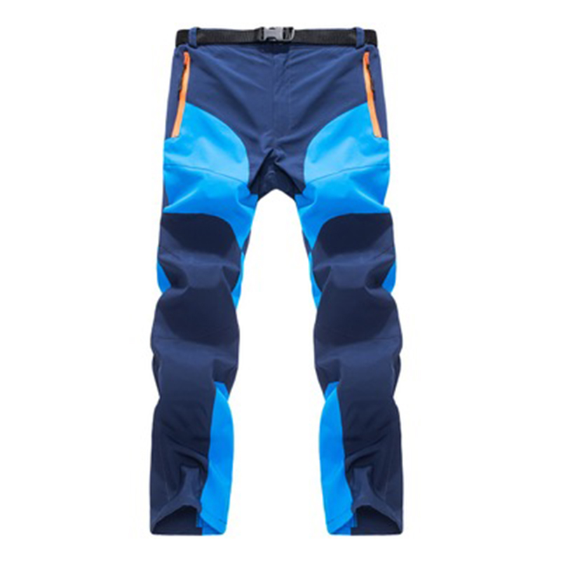 Men Climbing Trousers Waterproof Breathable Quick Dry Outdoor Sports Outfit