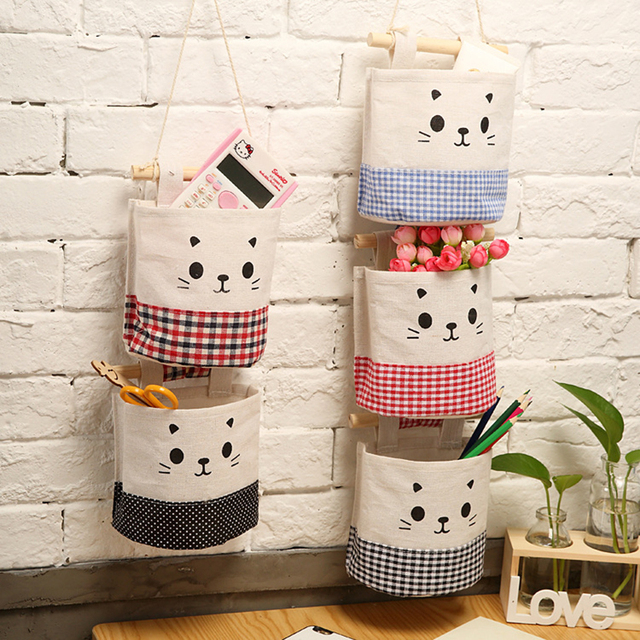 Cute Baby Bed Organizer for Diapers Organizer Bed Baby Crib Organizer for Baby Cot Hanging Bag Diaper Storage Baby Items Bed Set | Happy Baby Mama