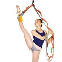 HobbyLane Door Durable Cotton Non-slip Soft Elastic Belt Belt Ballet Yoga Split Training Belt Stretching Belt Sports Accessories