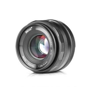 Image 1 - Meike 35mm f1.4  Manual Focus  lens APS C for Fujifilm XT100 XT3 XT10 XT4 XT20 XT30 XE3 XE1 X30 XT2 XA1 XPro1 camera + Gift
