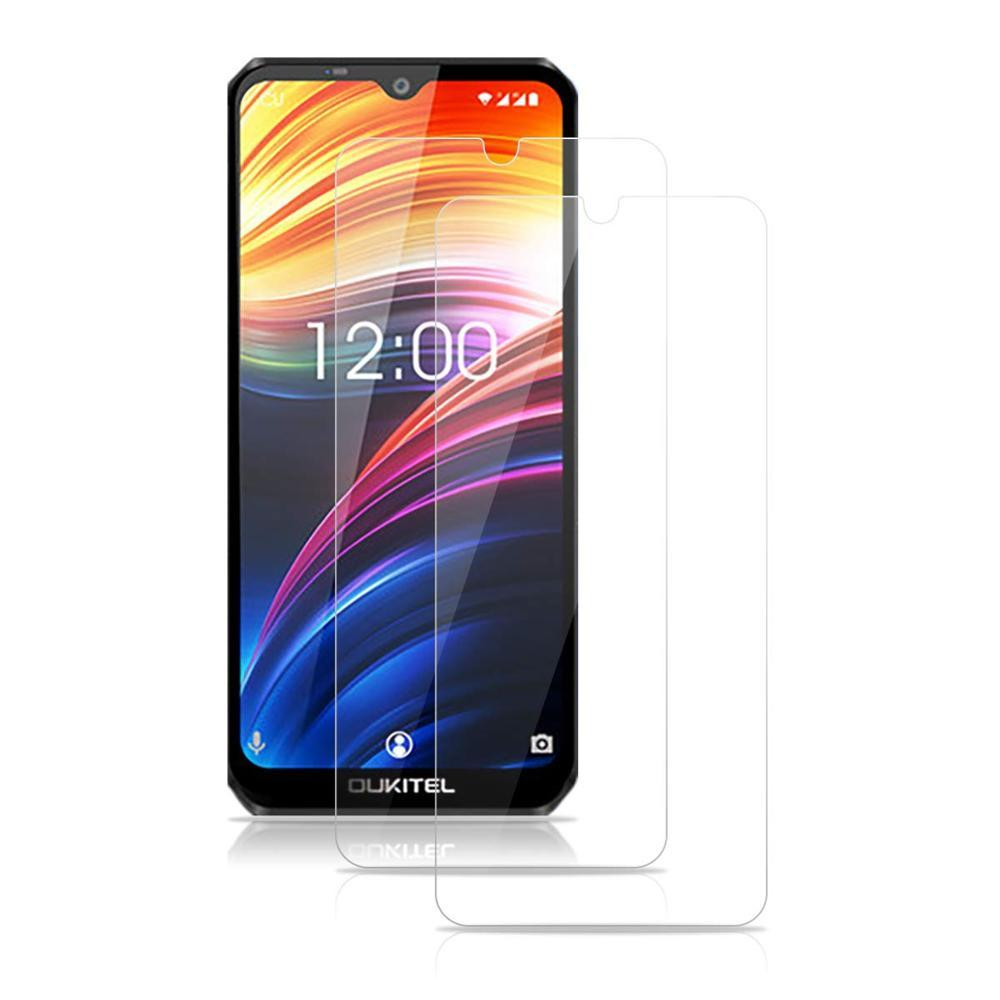 2.5D 9H Tempered Glass For <font><b>Oukitel</b></font> K3 K5 K6 K8 K9 K12 K4000 K5000 <font><b>K8000</b></font> K6000 PLUS K10000 Pro Scratch Proof <font><b>Screen</b></font> Protector image