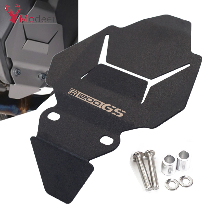 Motorcycle Front Engine Housing Protection <font><b>Accessory</b></font> For <font><b>BMW</b></font> <font><b>R1200GS</b></font> <font><b>LC</b></font> 2013-2017 <font><b>R1200GS</b></font> <font><b>LC</b></font> <font><b>ADV</b></font> 2014-2017 R1200 GS R 1200 GS image