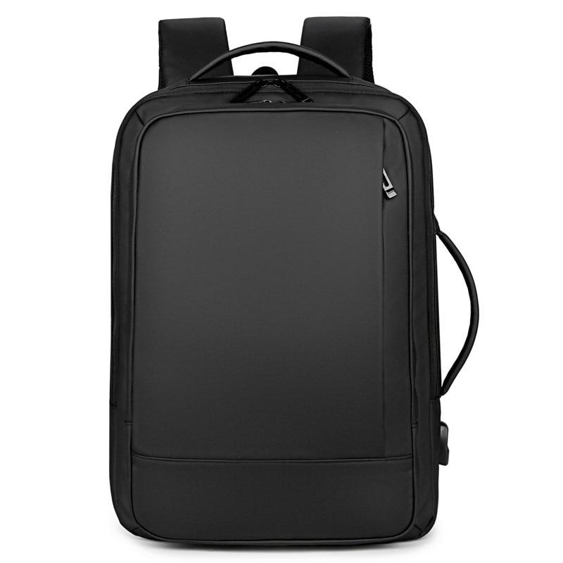 Smart Backpack Men Male Backpack Usb Charging 15.6 Inch Laptop Waterproof Backpacks Large Capacity Backpack Travel Backpacking
