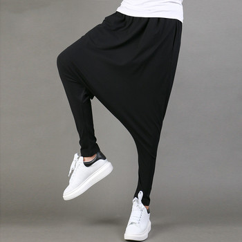 XUXI Summer New Womens Wear 2020 European Station Harlan Pants Fashion Large Size Loose Casual Crotch FZ1478