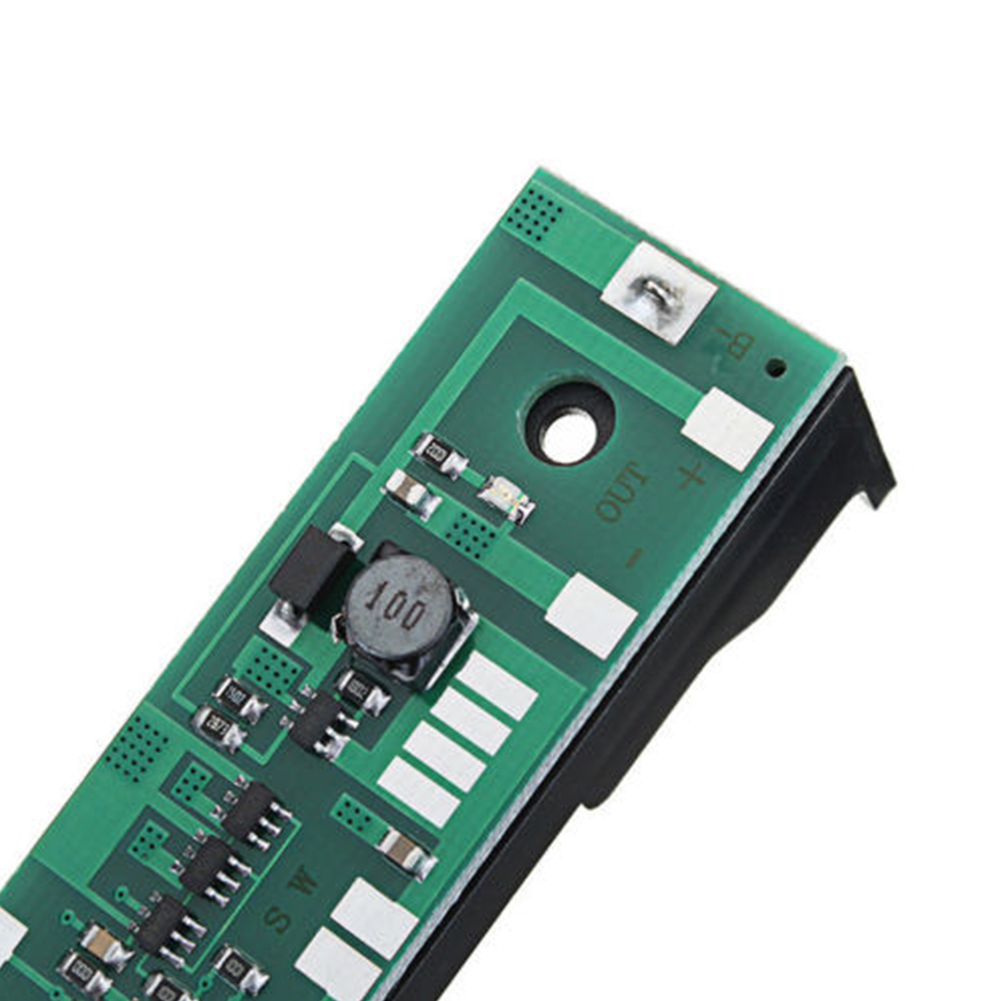 Extended UPS  Electric Power Band 18650 Battery Durable Step-up Board 4 In 1 5W Practical DC 5V 6V 9V 12V Charging