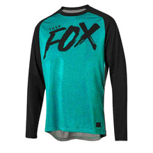 THXP foxmtb-Camiseta de descenso para hombre, camiseta de amouflage para bicicleta de montaña y motocicleta, ropa para ciclismo