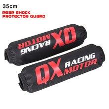 350mm amortisseur arrière Suspension protecteur Protection couverture pour CRF YZF KLX saleté vélo moto ATV Quad Motocross