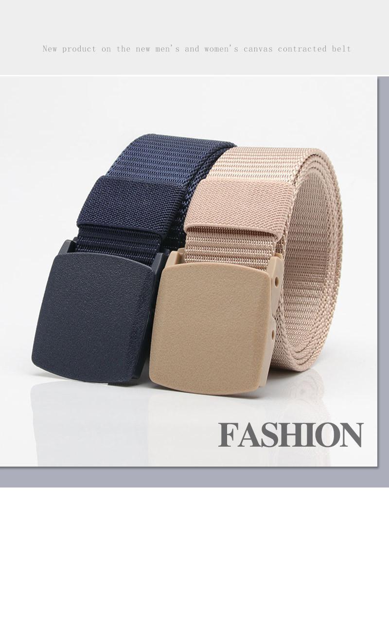 Heavy Duty Nylon Belts