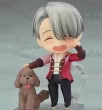 Anime yuri!! No gelo figuras victor nikiforov 741 # pvc figura de ação modelo coleção 762 # yuri!! Em brinquedos de gelo bonecas