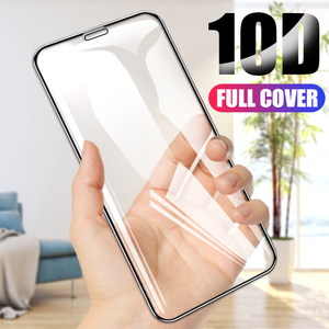 10D Protective Glass On iPhone