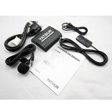 Yatour BTA car Bluetooth MP3 Kit for Toyota Lexus Scion Small 6+6 plug 2003-2013 Smart Phone Hands Free A2DP Music