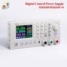 RD Riden – RD6006P RD6006PW USB, convertisseur de tension cc, module d'alimentation électrique, buck réglable, 60V, 6a