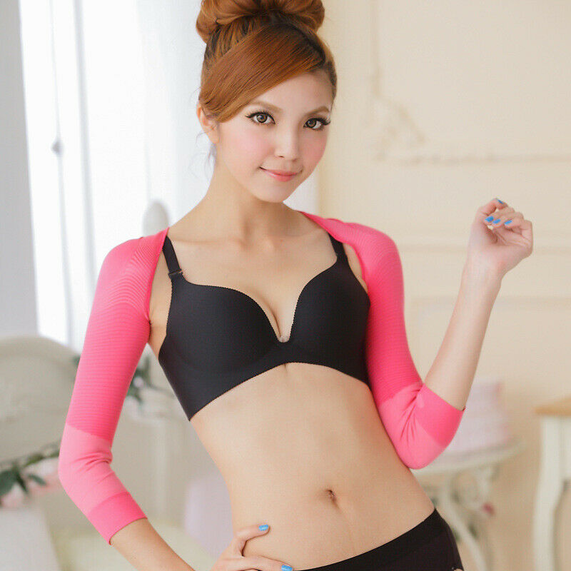 New Arrival Solid Casual Women Arm Slimmer Shaper Correct Back Posture Humpback Prevent Girdle Shapewear