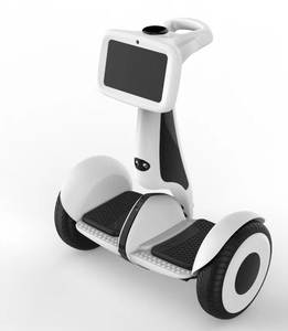 Robot Chat WIFI Smart Scooter Obstacle Navigation Voice-Video Andriod Avoidance Dialogue