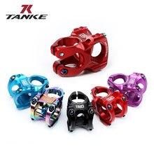 TANKE MTB 35mm kök CNC 31.8mm gidon bisiklet honsun ultralight 0 derece katlı FR AM Enduro 28.6mm steerer dağ bisikleti parçaları