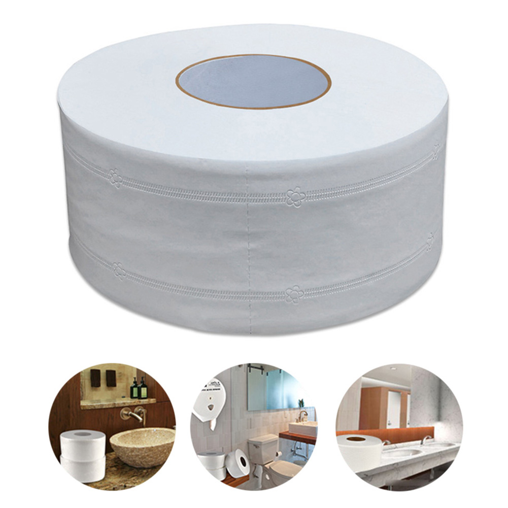3 Ply Toilet Paper Tissue Toilet Roll Paper Home Bath Toilet Roll Paper Beauty Salon Hotel Manicure Paper Safe And Harmless
