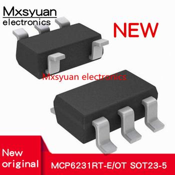 20 sztuk ~ 100 sztuk partia MCP6231RT-E OT MCP6231RT-E 0T MCP6231RT SOT23-5 nowy oryginał tanie i dobre opinie CN (pochodzenie) Klimatyzator części