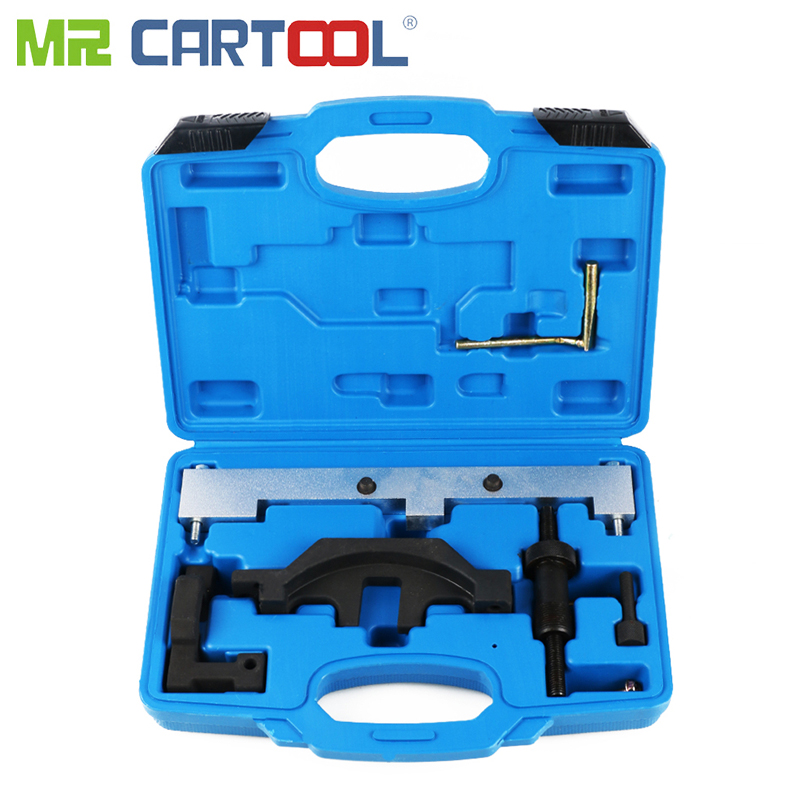 MR CARTOOL Engine Timing Locking Tool Kit For BMW N40 N45 N45T For 116i 316i Petrol Vanos Car Camshaft Calibration Repair Tool
