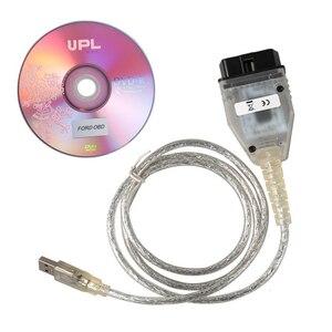 Image 5 - Leggere e Scrivere EEPROM IMMO Via OBD KM Strumento per Ford OBD2 Contachilometri Corretto e Immobilizzatore Chiave di Programmazione OBD2 16PIN cavo