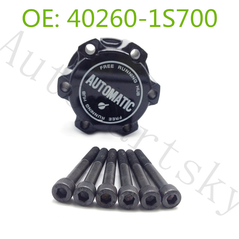 [ Free Shipping ] 1PCS OEM Free Running Wheel Hub 40260 1S700 For Nissan Frontier X Terra Navara D22 New-in Hub Caps from Automobiles & Motorcycles    1