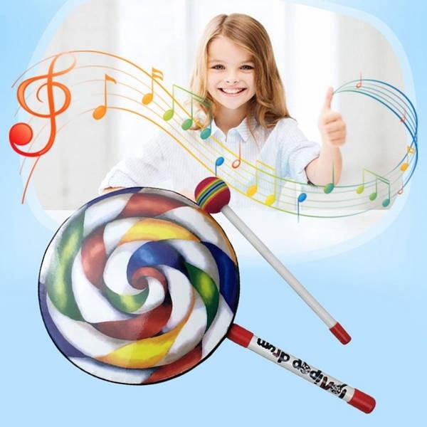 de ritmo musical, brinquedos para crianças com 10 peças