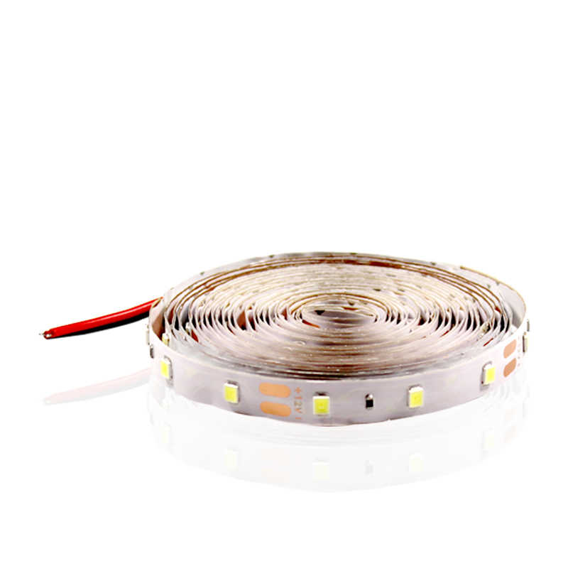 Shen Mei Le Lampu LED Strip Tahan Air 12 V RGB Hangat Putih Merah Biru Hijau Neon LED Addressable Hiasan lampu Strip