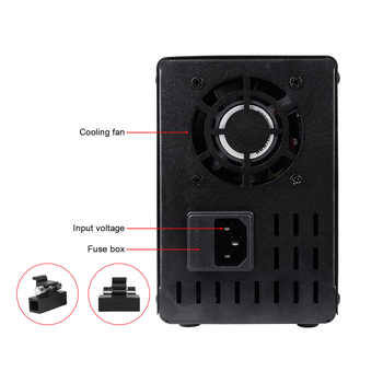 Nice HQ USB DC Laboratory 60V 5A Regulated Adjustable Power Supply 30V 10A Voltage Regulator Stabilizer Switching Bench Source