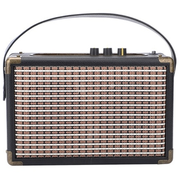Outdoor Fitness Entertainment Speaker Square Dance Speaker Portable Retro Outdoor Bluetooth Speaker Radio
