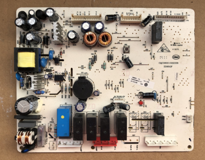 95% New For Haier Refrigerator Computer Board Circuit Board BCD-539WT 0064000891D Driver Board Good Working